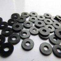 Wholesale 200 Nylon M3 Washer mm x8mm x1mm thickness w74 x8x1black Nuts amp Bolts