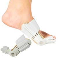 big foot tools - Tacones New Big Toe Bunion Splint Straightener Corrector Foot Pain Relief Hallux Valgus for Unisex Hot Sale Tool Retail
