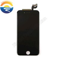 apple copy - For iPhone S PLUS AAA Qaulity copy LCD Display Screen Touch Digitizer with Frame Full Assembly with D Touch Replacement DHL free ship