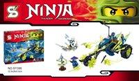 ambush chain - SY386 Phantom Ninja Curtis Chain Ambush Bricks Minifigures Building Block Minifigure Toys