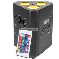 best wireless channel - China Best Quality W RGBW IR Remote Wireless Battery Uplight