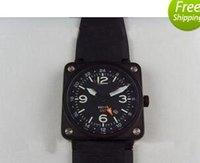 bell belt buckle - NEW bell Automatic Movement Men s watch best Watches ross Rubber strap v33
