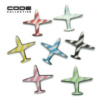 airplane badge - Airplane Colllar Brooch Pin Aircraft Bigbang Jewelry Badge For Women Cartoon Plane Brooches Accessories Pins Alfileres Broches
