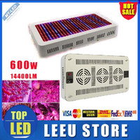 Wholesale led W lm Full Spectrum LED Grow Light lamp Red Blue White UV IR AC85 V Led Plant Lamps with ND EU UK US AU PLUG bulbs