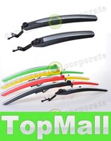 Wholesale LAI Outdoor Mountain Bicycle Front Rear Fenders Mudguard Bike Fenders Set Bicycle Mud Guards MN0065 kevinstyle