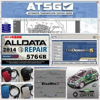 alldata online - 2016 alldata with Mitchell software workshop car repair program in1TB HDD support online remote installation