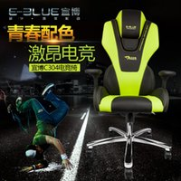 Wholesale E LUE EEC304RE Video Gaming Chair green eSports Desk Chair Executive Chair Furniture With Pillows