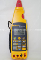 Cheap Wholesale-Fluke 773 Milliamp Process Clamp Meter with soft case !!! Brand New !!!Free shipping