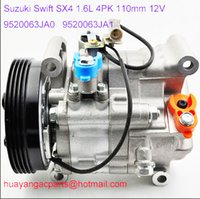 Wholesale compressor clutch fit Suzuki Solio Swift JA0 JA1 mm PK