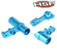 aluminium power steering - HSP Baja Aluminium Steering Servo Saver Complete Parts Upgrade for th RC Car CNC XSTR POWER