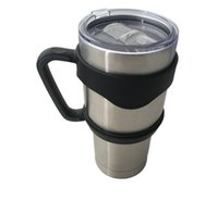 Wholesale 2016 NEWEST Handle for yeti tumbler Handle for oz Rambler Tumbler Cup Stainless Steel Mug
