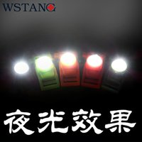 Wholesale WSTANG outdoor plastic plug buckle LED outdoor lighting for wilderness equipped with multi function equipment accessories flint knife fire