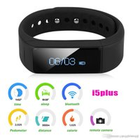 Wholesale Original iwown i5 plus Smart Wristband Bluetooth Waterproof IP68 Smartband Smart Band Sleep Monitor Smart Bracelet