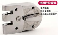 Wholesale The Tiger Force Stainless Steel Door Lock Anti theft Door Lock Gate Old Outdoor Room Door Lock