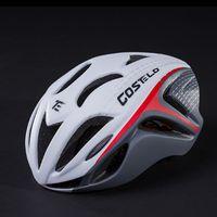 Wholesale COSTELO Ultralight Cycling Bicycle Helmet Road Mountain MTB Helmet Integrally molded Bike Helmet CM CM