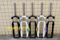 adjustable gas spring - 119 P30 oil spring suspension fork Flex adjustable hydraulic shoulder control lock inch gas fork