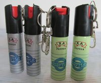 Wholesale Self Defense Device Pepper Spray with A Keychain ml