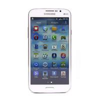 Wholesale I9152 Original Refurbished Unlocked Samsung Galaxy Mega I9152 G ROM G RAM Dual Sim mobile phone Free DHL