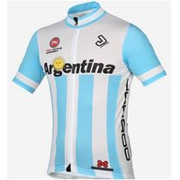 argentina clothing - 2016 ARGENTINA team cycling sets Bike Clothes cycling jersey Cycling Shorts Anti Wrinkle Cycling Jersey Sets