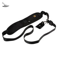 Wholesale Hot Sale Neck Shoulder Strap Camera Single Shoulder Sling Black Belt Strap for SLR DSLR Canon Nikon Sony Cameras