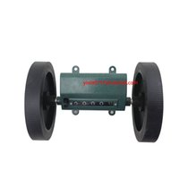 Wholesale Rolling Wheel Fabric Mechanical Counter Meter For Textile fabric meter counter mechanical fabric counter