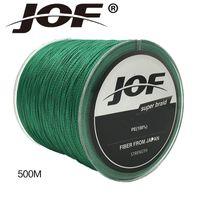 Wholesale JOF Brand M PE Braided Fishing Line stands LB LB Multifilament Fishing Line
