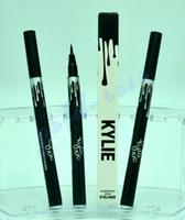 Wholesale HOT NEW KYLIE Pencil waterproof liquid eyeliner black makeup eyes long lasting eyeliner ml oz high quality DHL Gift