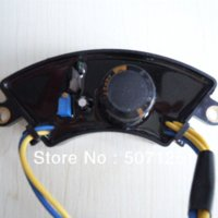 Wholesale kw plastic kw avr electric auto part diesel generator parts avr for generator genset fuel cock Automatic voltage regulator avr autom