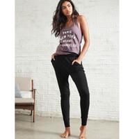 Wholesale VS Love Pink Women Jogger Harem Pants Sports Fitness Running Sweatpants Trousers Teen Girls leggings Plus Size