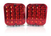 audi brake kits - 2X4 quot V LED Trailer Tail Light Kit Brake Turn Signal Utility Rv s Boat Truck yy123