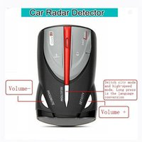 Wholesale New arrival XRS full Band High Performance Radar detector Car Laser Detector with Russian English Voice