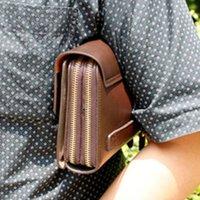 8gb hombre bolso bolsa de espionaje cámara maletín bolso cámara oculta con control remoto
