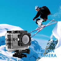 actions photo - Waterproof Helmet Sports DV Action Camera SJ4000 HD P Video Motion Recording Display Photo Camera Shooting