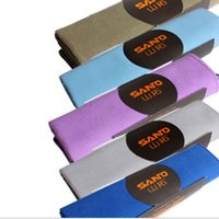 Wholesale SANTO Microfiber Sports Quick Dry Towel For Travelling Hiking Camping