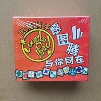 Wholesale English version jungle speed board game good package card game version party game table game