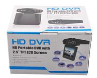 Wholesale 500W pixels car camera recorder dvr LCD inch Car DVR P Dash cams Car DVRs recorder camera system black box H198 night version Video
