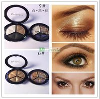 bare makeup palette - New Eye shadow makeup eyeshadow palette Smoky cosmetic set colors natural matte Bare glitter eyeshadow high quality