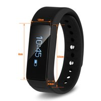 Wholesale Original iwown i5 plus Smart Wristband Bluetooth Smartband Smart Band Sleep Monitor iwown i5plus Smart Bracelet