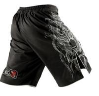 bad boy mma - MMA shorts muay thai boxing shorts hayabusa bad boy mma tiger muay thai brock lesnar kick boxing boxe sanda thai boxing shorts