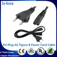 battery power cord - EU Plug AC Figure Power Cord Cable m FT For Battery Charger AC Power Adapter Laptop