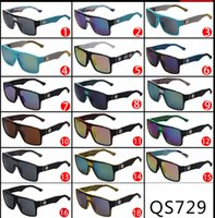 australian brands fashion - Hot QS729 Australian Tide Brand Sunglasses Fashion Silver Eyewear Oculos De Sol Sun Glasses Men Women Sports Sunglasses