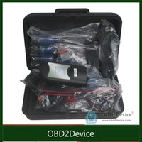 attache usb - Original box Full Set Cables for XTruck USB Link Diagnose Interface Software Quick attaches to vehicle s diagnostic