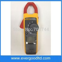 ac dc current clamp fluke - AC DC Voltage Test AC Current TRUE RMS FLUKE Clamp Multimeter