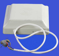 Wholesale Free shopping Fixed UHF RFID card reader m long range dbi Antenna RS232 RS485 Wiegand by DHL