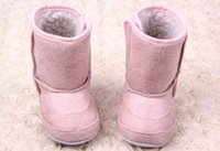 baby walking boots - Baby Boots Winter Infant Baby Boots Newborn Shoes Toddler Shoes Girls Boys Shoes Prewalker Cotton Shoes First Walking Kids Shoes High Top