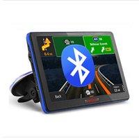 Wholesale 7 inch HD Car GPS Navigation FM GB M DDR MHZ Map Free Upgrade Spain Europe USA Canada Israel Truck gps Sat nav