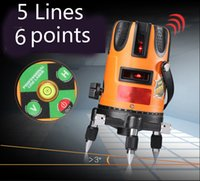 Wholesale Hot sell High power Red laser level line point rotary vertical self leveling laser cross level fast ship