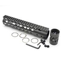 Wholesale 9 inch Ultralight KeyMod Free Float Handguard NSR Rail Mount Forend System for AR