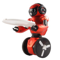 Wholesale GESELLER WLtoys F1 Intelligent RC Robbot Lightweight G Intelligent Balance G Sensor RC Robot With Dancing Music