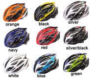 Wholesale New Athletic sports protective Mountain Bike Helmet men women bike helmet black green red BMX helmets cycling helmets